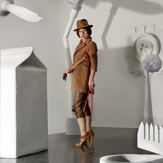 Catrine Val, 'FEMINIST Alice', 2012, PRISKA PASQUER
