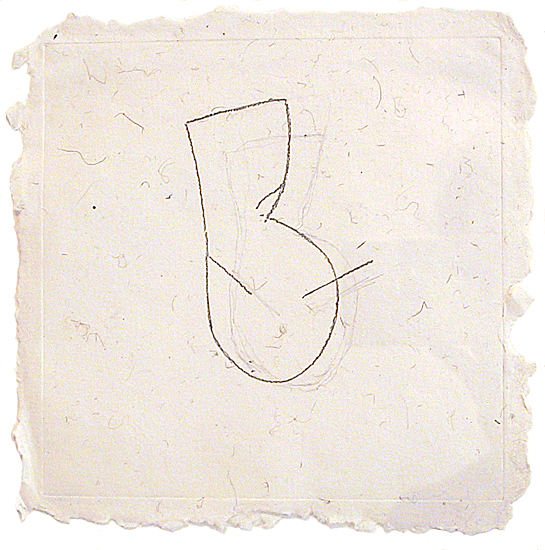 , 'Softground Drawings (Small),' 1990, Crown Point Press