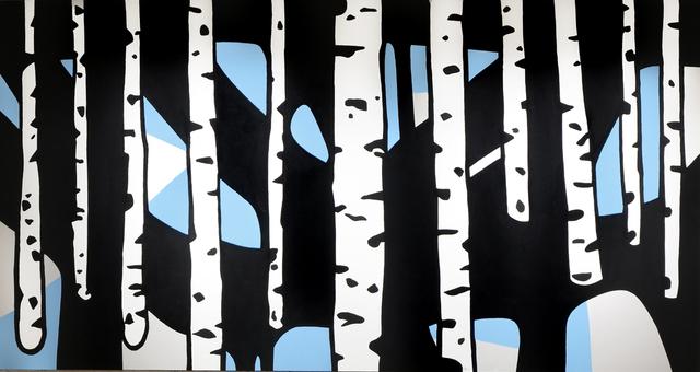 , 'Winter,' 2014, Woodward Gallery