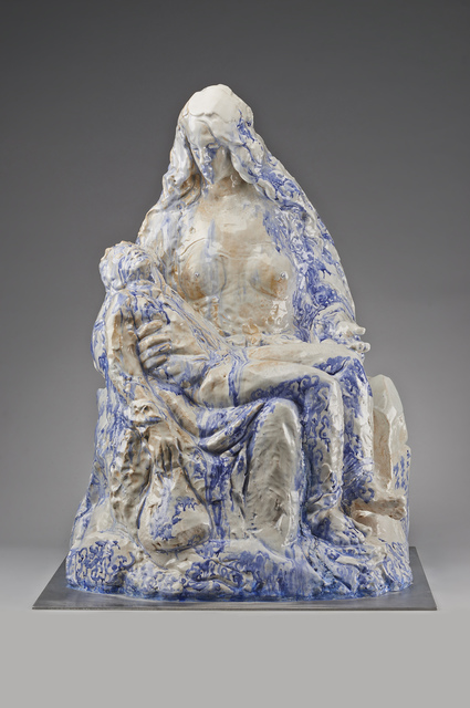 , 'The Refluent Tide (Pieta),' 2009, Catharine Clark Gallery