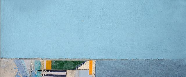 , 'West Wharf,' 2017, Madelyn Jordon Fine Art
