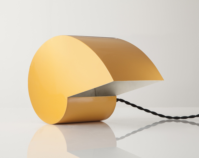 ", '""The Snail"" Table Lamp,' ca. 1970, R & Company"