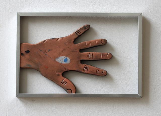 Tom Poelmans, 'Painter's Hand', 2019, Tatjana Pieters