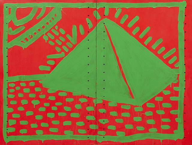 , 'Untitled,' 1982, Acquavella Galleries
