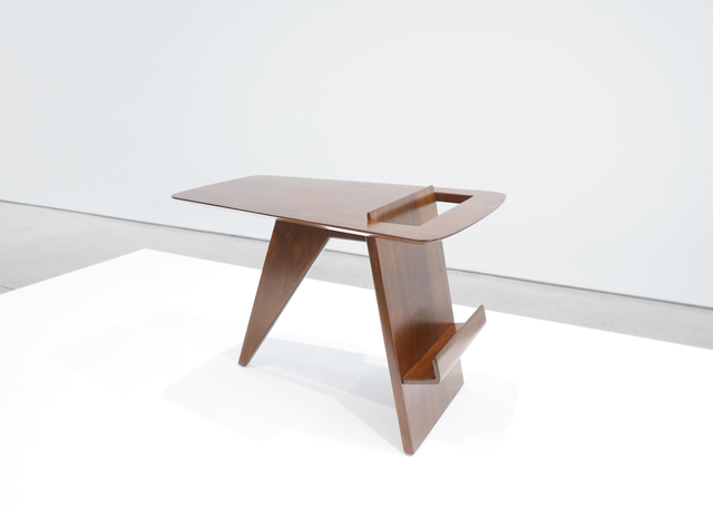 , 'Mid-Century Walnut Magazine Table,' 1950-1959, Peter Blake Gallery