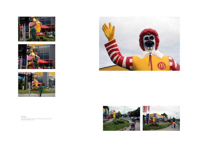 , '366 Liberation Rituals (Red Noses),' 2008, Nome