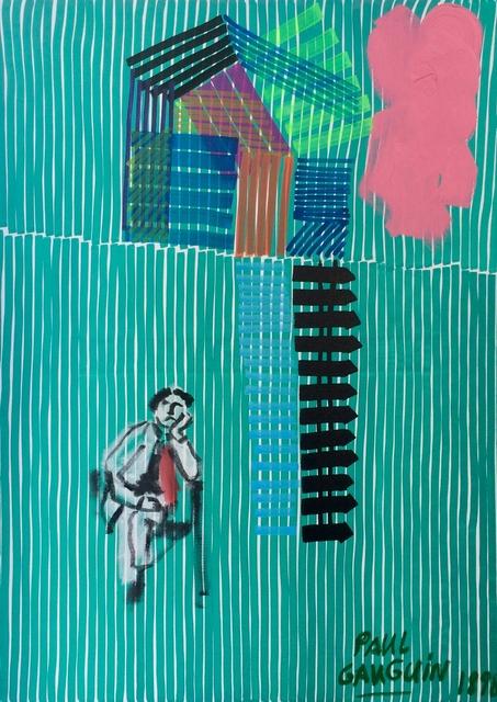 , 'Paul Gauguin 1898,' 2016, Zemack Contemporary Art