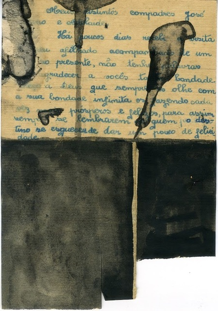 , 'Letter from Areia,' 1988 -2015, Central Galeria de Arte