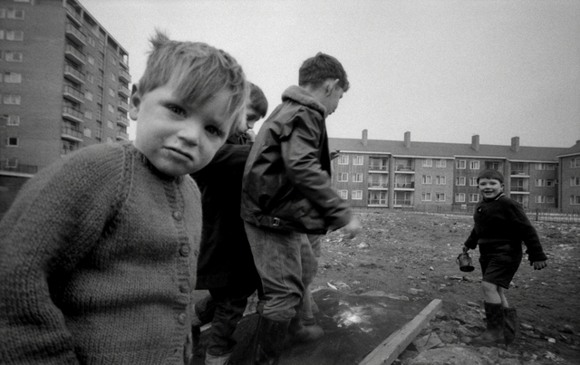 , 'Boy in Cardie, Harrow Road, London,' 1963, Gallery Vassie
