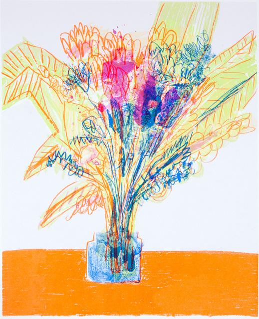 , 'Flowers for I.G.,' 2013, Artthrob