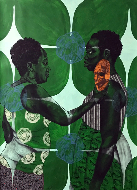 Delita Martin, 'New Beginnings', 2017, The Agora Culture