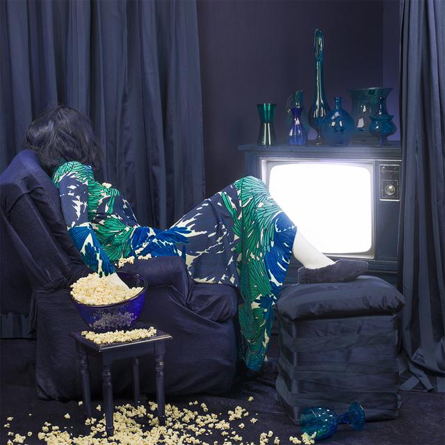 Patty Carroll, 'Blues', Weston Gallery