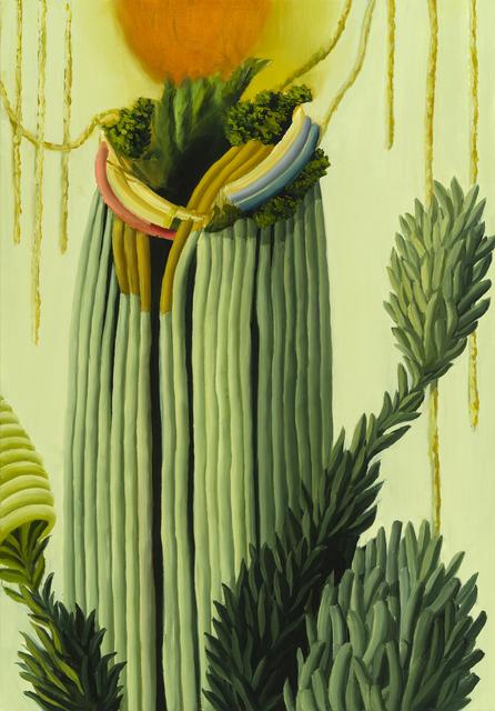 , 'Garden Portrait,' 2018, Art Mûr