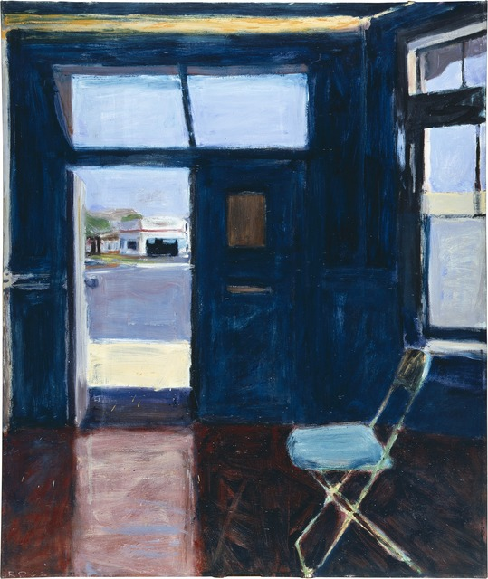 Richard Diebenkorn, 'Interior with Doorway,' 1962, Richard Diebenkorn Foundation