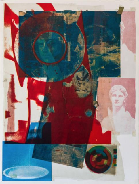 Robert Rauschenberg, 'Quarry', 1968, Vanessa Villegas Art Advisory