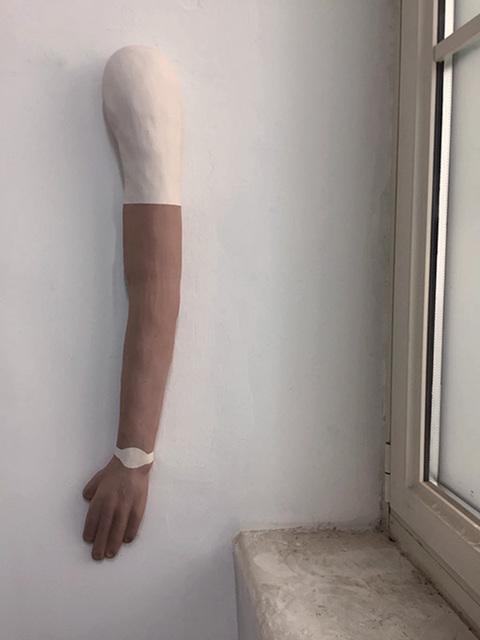 , 'Abbronzatissimo,' 2016, Studio SALES di Norberto Ruggeri