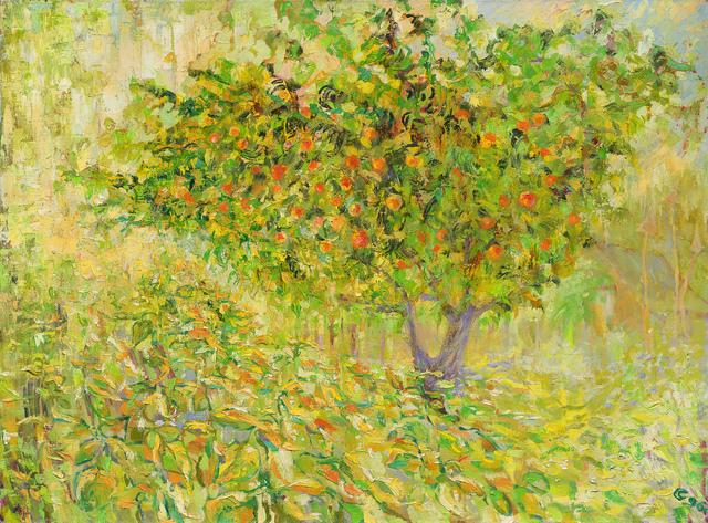 , 'Sunset,' 1996, Rudanovsky Foundation