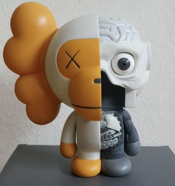 KAWS, 'Dissected Milo', 2011, Sculpture, Vinyl, Dope! Gallery