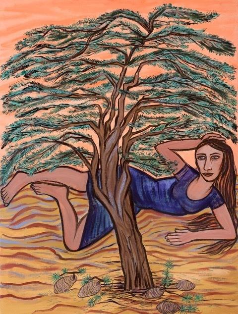 , 'The Cedar Tree,' , Letitia Gallery