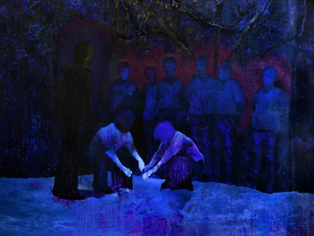 , 'O Ritual,' 2013, Amparo 60