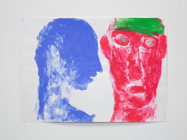, 'O.T.,' 1993, Galerie Jocelyn Wolff