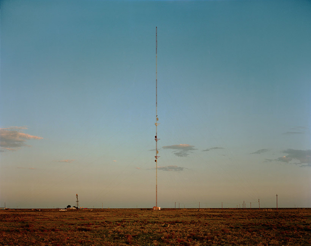 , 'Tower on the Great Plains Between Trujillo and Las Vegas,' 2006, Kala Art Institute