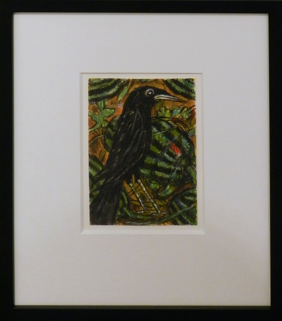, 'Common Crow,' 2016, William Campbell Contemporary Art, Inc.