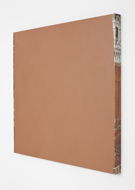 ", 'Sienna ""Vecchio"",' 2011, Galerie Bob van Orsouw"