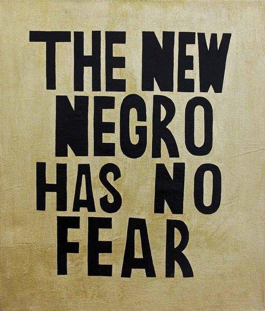 , 'No Fear,' 2016, Eclectica Galleries