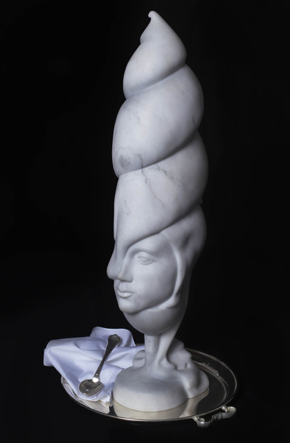 , 'Auto-retrato Autofagico / Autophagic self-portrait,' 2006, Marsiaj Tempo