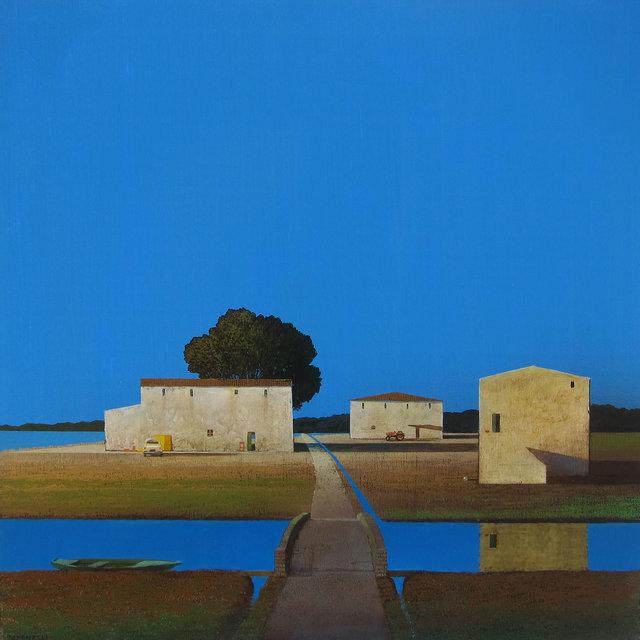, 'Tre case,' , GALERIA JORDI BARNADAS