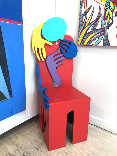 Katya Zvereva, 'Kiss (Sculptural Chair)', 2019, The Untitled Space