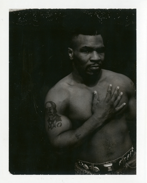 , 'Mike Tyson Las Vegas ,' 1996, Joyce Varvatos