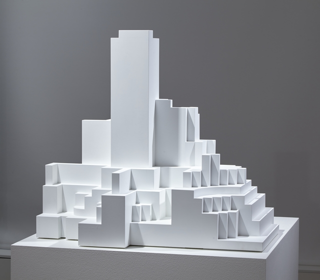 , 'Protruding pattern 1,' 2013, Galleria Heino