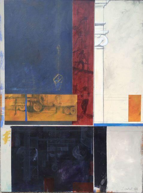 , 'Ionic Construction,' 2016, Ro2 Art