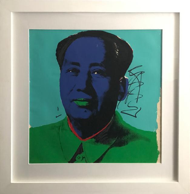 , 'Mao,' 1972, Galerie Kronsbein