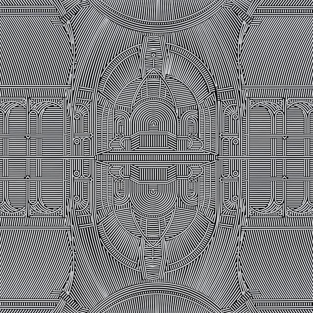 , 'Relfections - Grand Palais,' 2017, Fabien Fryns Fine Art
