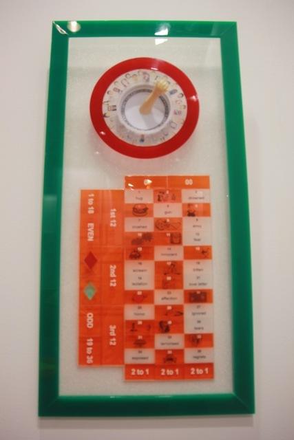 , 'Mini Roulette,' 2001, Cda-Projects
