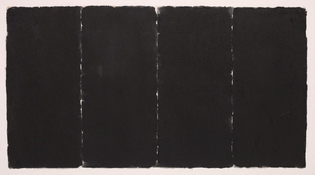 Choi Myoung Young, 'Conditional Plane Surface 8512', 1985, Painting, Oriental ink on Korean paper on canvas, The Columns Gallery