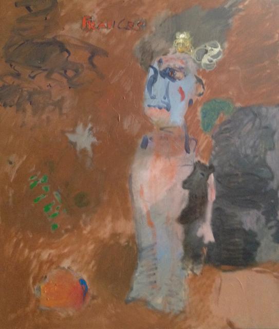, 'St. Frances,' 1984, Tibor de Nagy