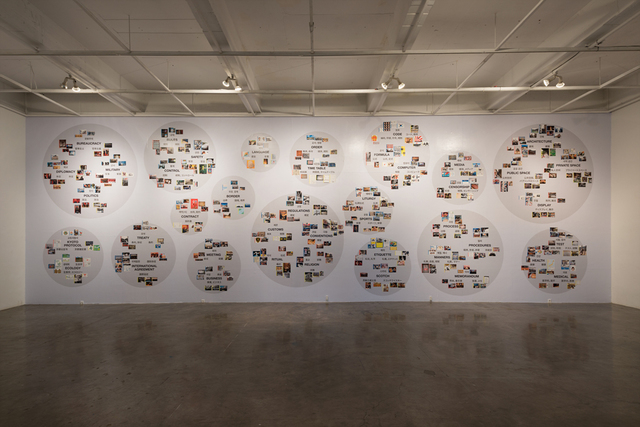 , 'Asian Protocols: Cartographies,' 2014, Total Museum of Contemporary Art