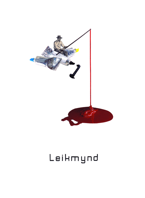 , 'Leikmynd,' 2017, SET ESPAI D'ART