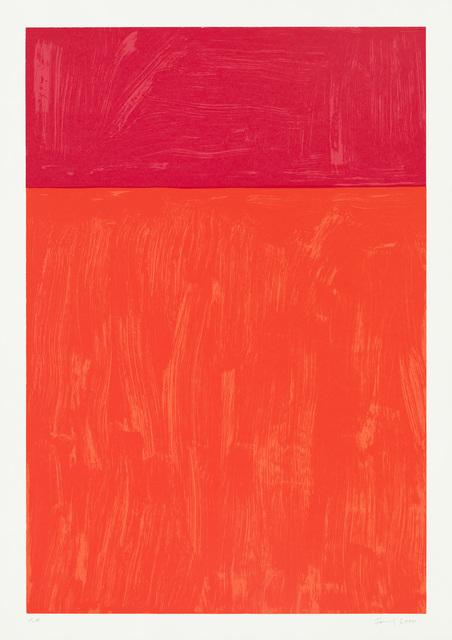Günther Förg, 'Ohne Titel', 2000, Galerie Fahnemann