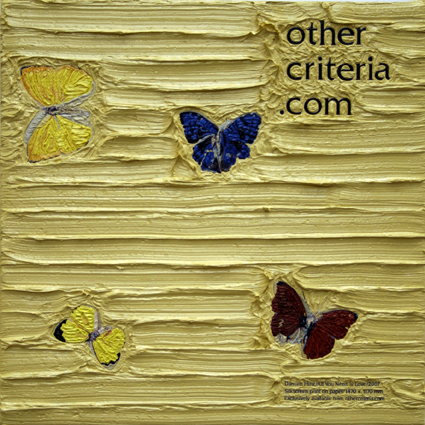 , 'Other Criteria,' 2007, Mireille Mosler Ltd.