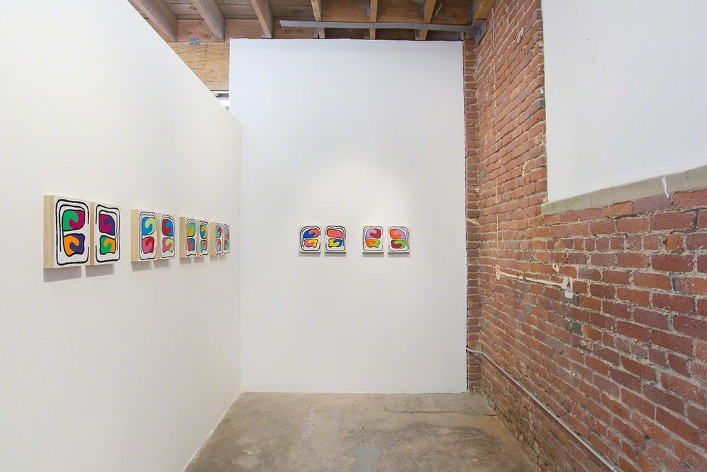 Monique Prieto, 'Good Listening', installation view, Chimento Contemporary. Photo: Ruben Diaz