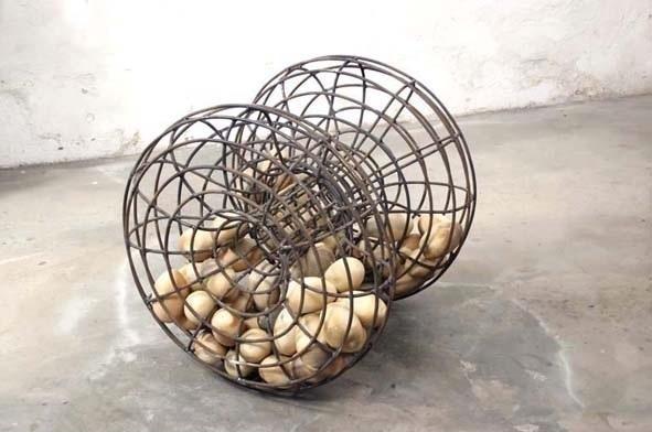 , 'Carretel,' 2008, Amparo 60