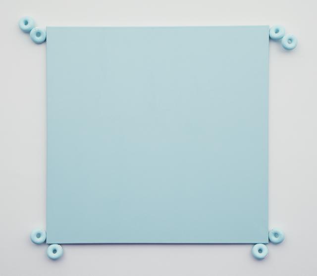 , 'Nameless Entity 3: Abysmal Mint,' 2012, Casey Kaplan