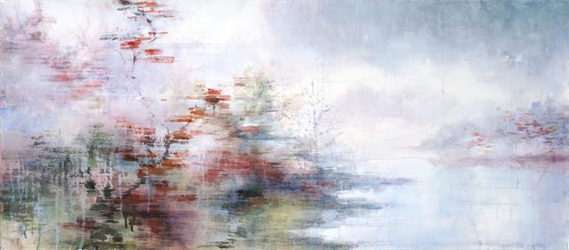 , 'Autumn Lake,' 2016, Villa del Arte Galleries