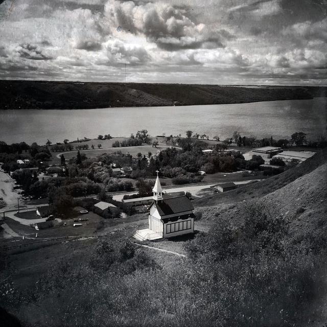 , 'Lebret, Saskatchewan,' 2015-2016, Anastasia Photo