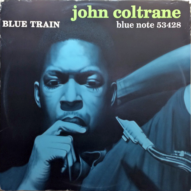 , 'John Coltrane - Blue Train,' 2017, Axiom Contemporary